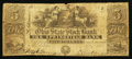 Obsoletes By State:Ohio, Springfield, OH- Springfield Bank Counterfeit $5 1851 Wolka2454-06. ...