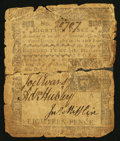 Colonial Notes:Pennsylvania, Pennsylvania April 3, 1772 18d Good.. ...