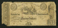 Obsoletes By State:Ohio, Cincinnati, OH - The Miami Exporting Company $20 circa 1840. ...