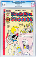 Bronze Age (1970-1979):Cartoon Character, Richie Rich Success Stories #80 File Copy (Harvey, 1978) CGC NM+9.6 White pages....