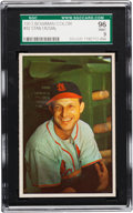 Baseball Cards:Singles (1950-1959), 1953 Bowman Color Stan Musial #32 SGC 96 Mint 9 - Pop Three, NoneHigher. ...