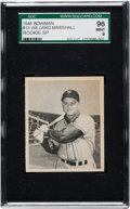 Baseball Cards:Singles (1940-1949), 1948 Bowman Willard Marshall SP #13 SGC 96 Mint 9 - The Finest SGC Example! ...
