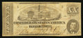 Confederate Notes:1862 Issues, Fully Framed T51 $20 1862.. ...