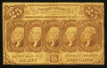 Fractional Currency:First Issue, Fr. 1281 25¢ First Issue Very Good-Fine.. ...