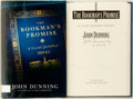 Books:Mystery & Detective Fiction, John Dunning. The Bookman's Promise. New York: Scribner, [2004]. Signed by the author at the title page. Octavo. Pub...