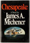 Books:Literature 1900-up, James A. Michener. SIGNED. Chesapeake. New York: RandomHouse, [1978]. First edition. Signed by the author. Publishe...
