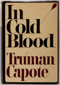 Books:Literature 1900-up, Truman Capote. In Cold Blood. New York: Random House,[1965]. First printing. Octavo. Publisher's binding in dust ja...