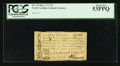 Colonial Notes:North Carolina, North Carolina December, 1771 £1 PCGS About New 53PPQ.. ...