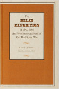 Books:Americana & American History, [Lonnie J. White, Editor]. J.T. Marshall. The Miles Expeditionof 1874-1875: An Eyewitness Account of the Red River War....