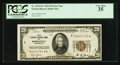 Small Size:Federal Reserve Bank Notes, Fr. 1870-I* $20 1929 Federal Reserve Bank Note. PCGS Very Fine 35.. ...