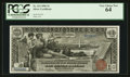 Large Size:Silver Certificates, Fr. 224 $1 1896 Silver Certificate PCGS Very Choice New 64.. ...
