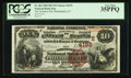 National Bank Notes:Pennsylvania, Philadelphia, PA - $10 1882 Brown Back Fr. 484 The Northern NB Ch.# (E)4192. ...