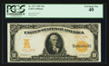 Large Size:Gold Certificates, Fr. 1171 $10 1907 Gold Certificate PCGS Extremely Fine 40.. ...