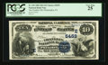 National Bank Notes:Pennsylvania, Philadelphia, PA - $10 1882 Date Back Fr. 545 The Franklin NB Ch. #(E)5459. ...