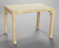 Furniture : Continental, Minale-Maeda: MARIO MINALE (Italian/German, b. 1973) and KUNIKOMAEDA (b. 1976). Touch wood - table, 2008, Droog. Silk ...