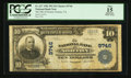 National Bank Notes:Virginia, Norton, VA - $10 1902 Plain Back Fr. 627 The NB of Norton Ch. #9746. ...