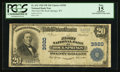 National Bank Notes:Wyoming, Rock Springs, WY - $20 1902 Plain Back Fr. 652 The First NB Ch. #3920. ...