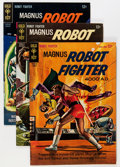 Silver Age (1956-1969):Science Fiction, Magnus Robot Fighter Savannah pedigree Group (Gold Key, 1964-82)Condition: Average VF+.... (Total: 26 Comic Books)