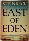 Books:Literature 1900-up, John Steinbeck. East of Eden. New York: Viking, 1952. First state of the first trade edition. Octavo. Publisher's bi...