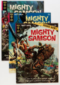 Silver Age (1956-1969):Science Fiction, Mighty Samson #1-31 Near Complete Run Savannah Pedigree Group (GoldKey, 1964-76) Condition: Average VF/NM.... (Total: 27 Comic Books)