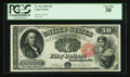 Large Size:Legal Tender Notes, Fr. 164 $50 1880 Legal Tender PCGS Very Fine 30.. ...