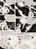 Original Comic Art:Panel Pages, Wayne Boring and Stan Kaye Superman #113 Page 3 Original Art(DC, 1957)....
