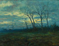 Fine Art - Painting, American:Antique  (Pre 1900), WILLIAM LAMB PICKNELL (American, 1854-1897). Eventide. Oil on canvas. 35 x 45-1/2 inches (88.9 x 115.6 cm). Signed lower...
