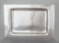 Silver & Vertu:Hollowware, A T.C. SHOP SILVER TRAY . The T.C. Shop, Chicago, Illinois, circa 1910-1913. Marks: THE TC SHOP, CHICAGO, HAND WROUGHT...
