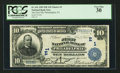 National Bank Notes:Pennsylvania, Philadelphia, PA - $10 1902 Date Back Fr. 616 The First NB Ch. #(E)1. ...