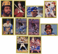 Autographs:Sports Cards, 1980's Baseball Autographed Cards Group Lot of 10. Includes a who'swho of signed cards from decade of the '80s. Players f...