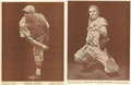 Autographs:Photos, Walker and Morton Cooper Signed Photographs Lot of 2. Teammateswith the 1940s St. Louis Cardinals, the brothers Morton and...