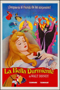 "Movie Posters:Animation, Sleeping Beauty (Buena Vista, R-1970s). Spanish Language One Sheet(27"" X 41""). Animation.. ..."