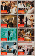"Movie Posters:James Bond, Casino Royale (Columbia, 1967). Lobby Card Set of 8 (11"" X 14"").James Bond.. ... (Total: 8 Items)"