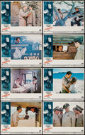 """Movie Posters:War, Catch-22 (Paramount, 1970). Lobby Card Set of 8 (11"""" X 14""""). War..... (Total: 8 Items)"""