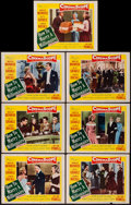 """Movie Posters:Comedy, How to Marry a Millionaire (20th Century Fox, 1953). Lobby Cards(7) (11"""" X 14""""). Comedy.. ... (Total: 7 Items)"""
