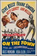 """Movie Posters:Musical, On the Town (MGM, 1949). One Sheet (27"""" X 41""""). Musical.. ..."""