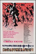 "Movie Posters:War, A Bridge Too Far & Other Lot (United Artists, 1977). One Sheets(2) (27"" X 41"") Style B & Advance. War.. ... (Total: 2 Items)"