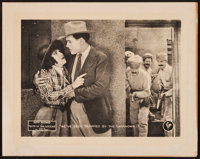 """Ruth of the Rockies (Pathé, 1920). Lobby Card (11"""" X 14"""") Episode 2 -- """"The Inner Circle."""" Se..."""