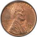 Lincoln Cents, 1909-S VDB 1C MS65 Red PCGS....