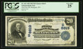 National Bank Notes:West Virginia, Belington, WV - $20 1902 Date Back Fr. 642 The First NB Ch. #(S)6619. ...