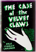 Books:Mystery & Detective Fiction, Erle Stanley Gardner. The Case of the Velvet Claws. NewYork: Grosset & Dunlap, [1944]. Reprint of the first Perry M...