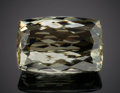Gems:Faceted, RARE GEMSTONE: EUCLASE - 17.8 CT.. Brazil. ...