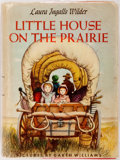 Books:Literature 1900-up, Laura Ingalls Wilder. Little House on the Prairie. New York: Harper & Brothers, [1953]. First edition with Garth W...