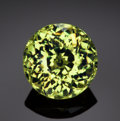 Gems:Faceted, FINE GEMSTONE: CHRYSOBERYL - 8.13 CT.. Brazil. ...