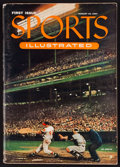 "Baseball Collectibles:Publications, 1954 ""Sports Illustrated"" First Issue...."