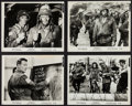 "Movie Posters:War, The Longest Day (20th Century Fox, 1962). Photos (8) (8"" X 10"").War.. ... (Total: 8 Items)"