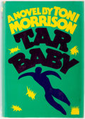 Books:Americana & American History, Toni Morrison. Tar Baby. New York: Knopf, 1981. First tradeedition. Publisher's white cloth. Original dust jacket, ...