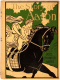 Books:Literature Pre-1900, Joel Chandler Harris. The Story of Aaron. Illustrations byOliver Herford. Houghton Mifflin, 1896. Early printing. P...