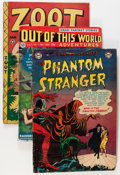 Golden Age (1938-1955):Miscellaneous, Miscellaneous Golden Age to Modern Age Comics Group (Various Publishers, 1940s-80s)....