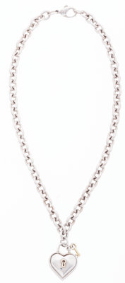 Gold, Sterling Silver Necklace, Tiffany & Co